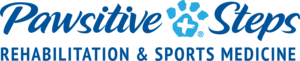 Pawsitive Steps Rehabilitation & Therapy for Pets Logo