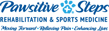 Pawsitive Steps Rehabilitation & Sports Medicine Logo